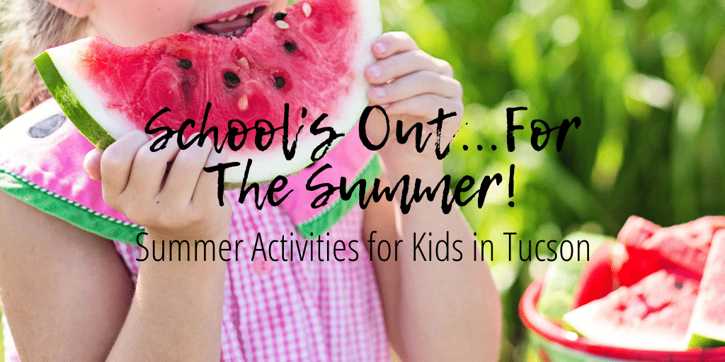 With the school year coming to a close, it means your kids will be itching for something to do. Here are five activities you can do with them! We're including activities you can do in town and at home so you can stay home and have some fun or venture out for a fun time exploring the world around you!